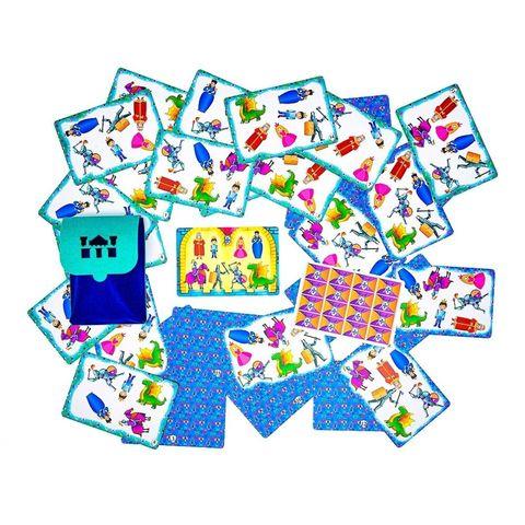 Думай, играй, побеждай! Заколдованный замок Smile Decor П308