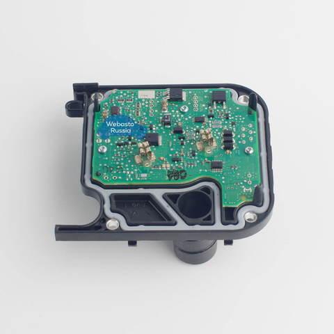 ЭБУ Webasto Thermo Top EVO VAG MQB VW T6 дизель 12V (без нагнетателя) / 7C0 963 272 B / 9032214F / 9032101H / 9032215F / 9022232B 4