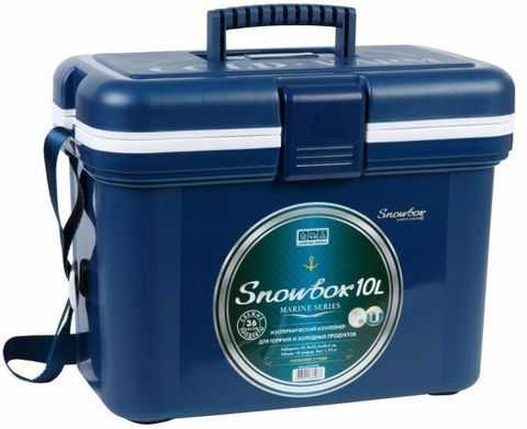 Изотермический контейнер (термобокс) Camping World Snowbox Marine 10L (термоконтейнер, 10 л.)