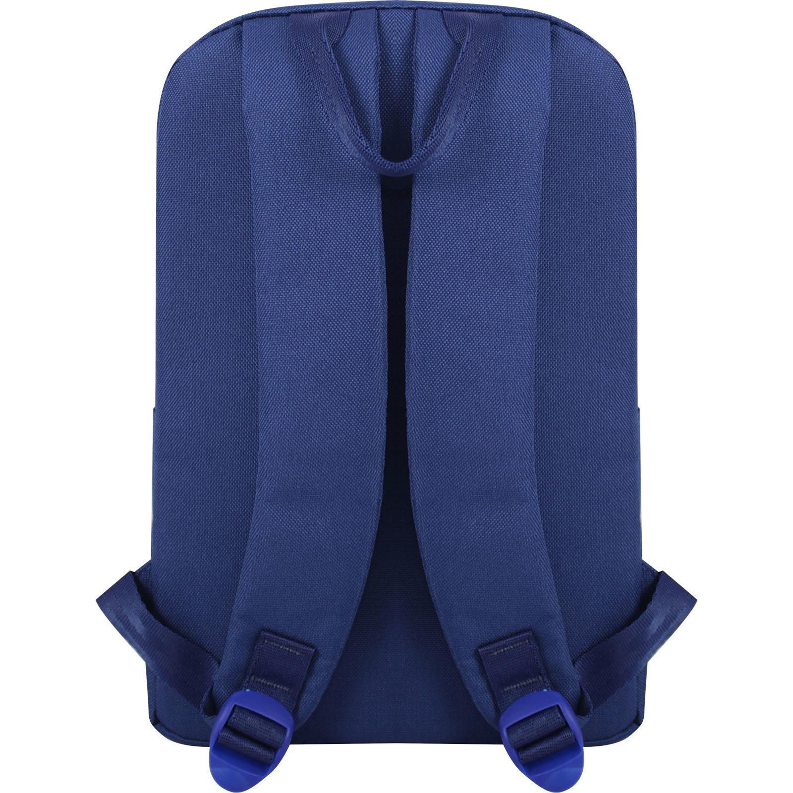 Рюкзак Bagland Молодежный mini 8 л. синий сублимация 742 (0050866) фото 3