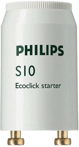 Стартер Philips S10 4-65W для лампы 30W