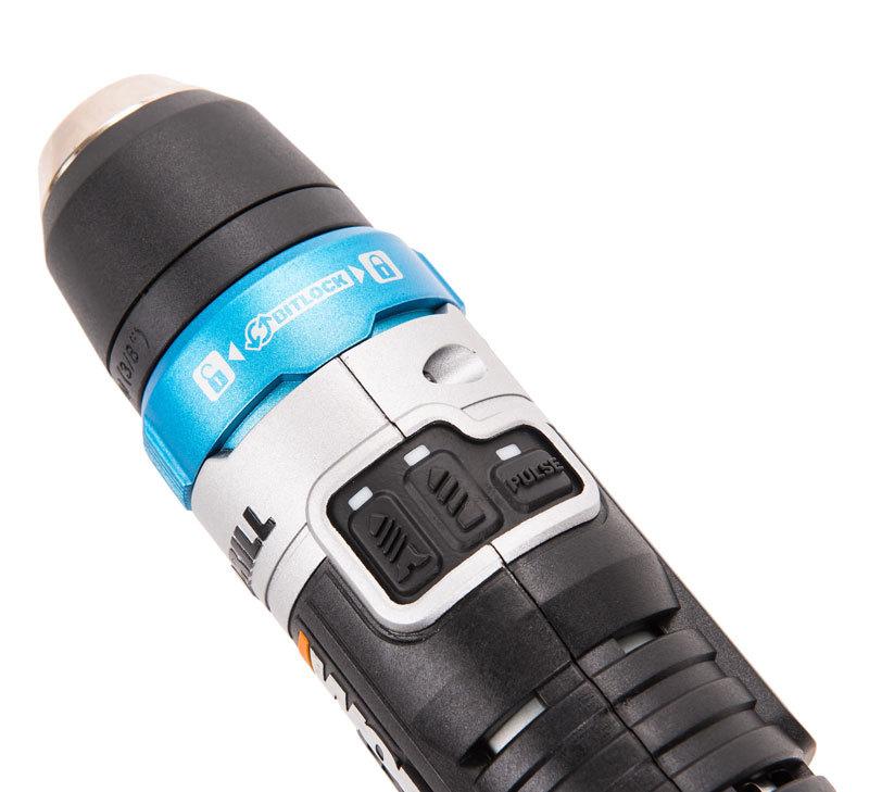 Дрель-шуруповерт аккумуляторная WORX AiDrill WX178.9, 20В, без АКБ и ЗУ