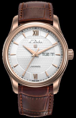 Купить Мужские швейцарские наручные часы L'Duchen D 253.42.23 по доступной цене