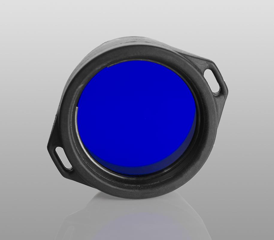 Синий фильтр Armytek для фонарей Predator/Viking - фото 1