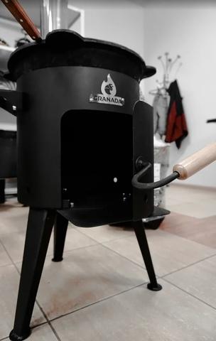 Печь для казана Granada Premium 22 литра