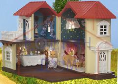 Кукольный домик Happy Family 012-01