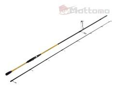 Спиннинг Mottomo Atom MTMS-802H 244см/10-42g
