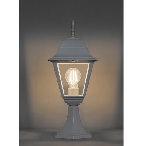 Садово-парковый светильник FERON 4204 100W 230V E27 белый