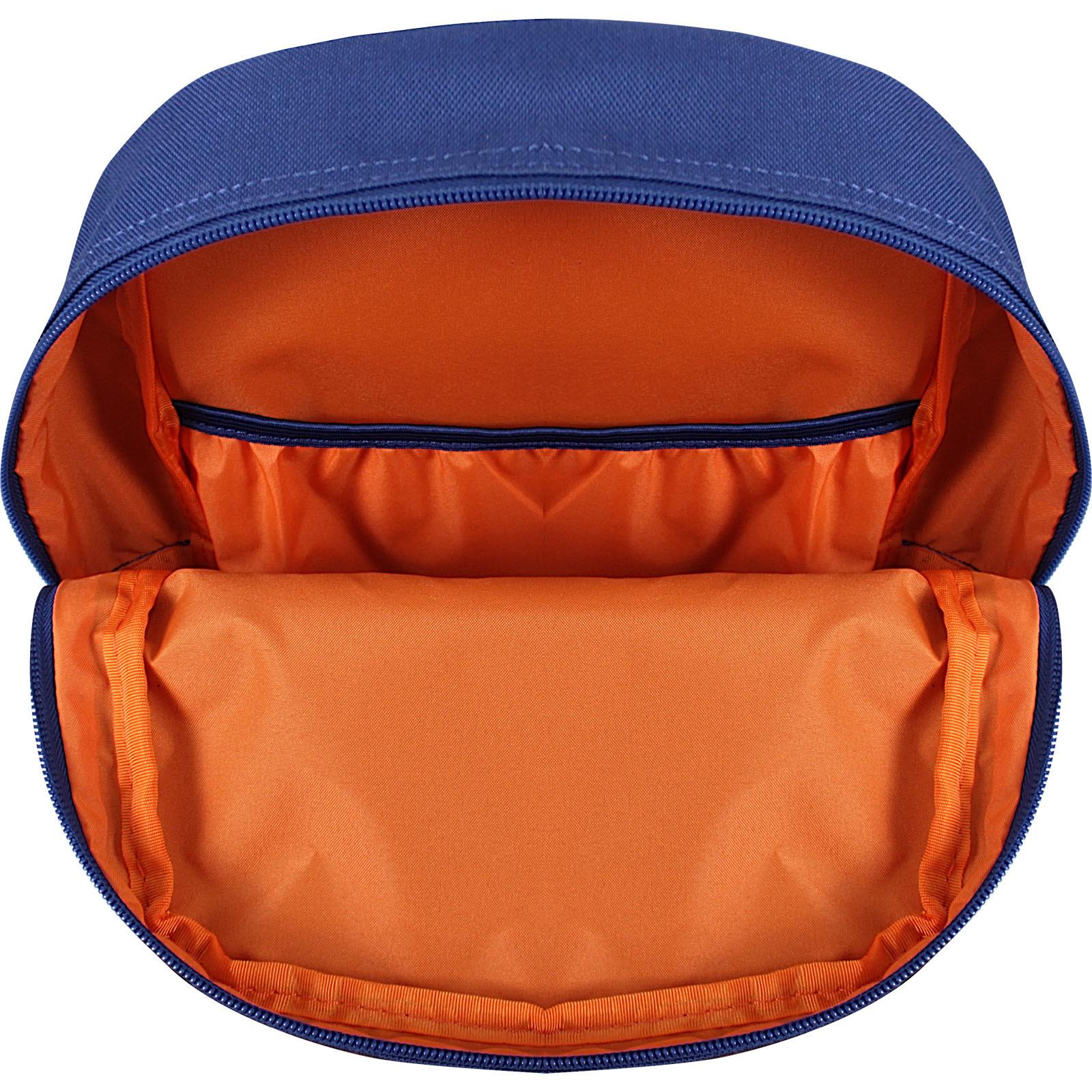 Рюкзак Bagland Молодежный mini 8 л. синий сублимация 742 (0050866) фото 4