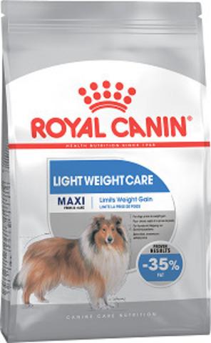 Royal Canin Maxi Light Weight Care сухой корм для собак крупных пород склонных к полноте