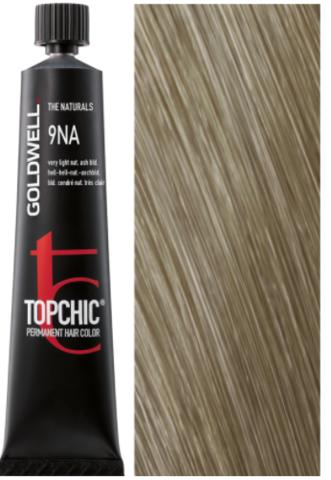 Goldwell Topchic 9NA очень светлый пепельный блондин TC 60ml