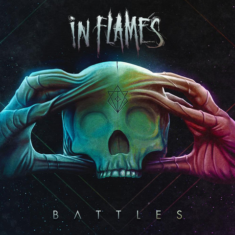 In Flames / Battles (RU)(CD)