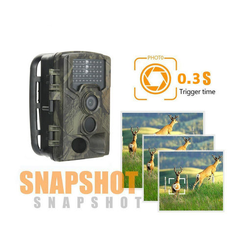 Фотоловушка Suntek HC 800A, камера наблюдения, охотничья камера Trail Camera