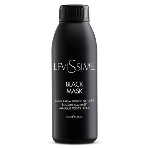 Levissime Black Mask