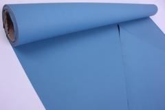 Матовая бумага Темно-голубой / рулон 0,5*10м, 50мкр