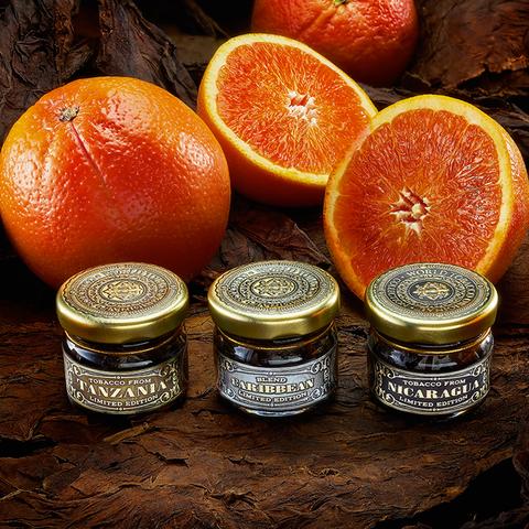 Табак WORLD TOBACCO ORIGINAL (WTO) 20 г Nicaragua Sicilian Orange (Сицилийский Апельсин)
