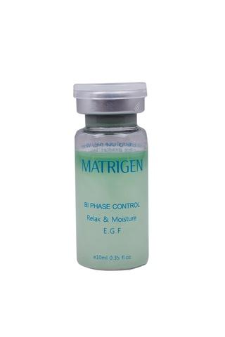 MATRIGEN BIPHASE Control Fluid для эластичности , регенерации , увлажнения и омоложения  (1 ампула 10 мл).
