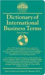 Dictionary of International Business Terms  3e
