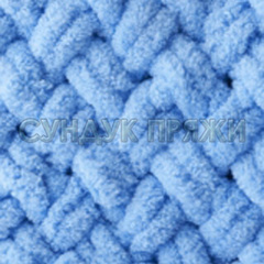Alize Puffy 289 (голубой топаз)