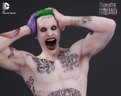 Статуэтка Отряд самоубийц Джокер — Joker