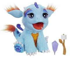 FurReal Friends интерактивная игрушка Огнедышащий Дракончик