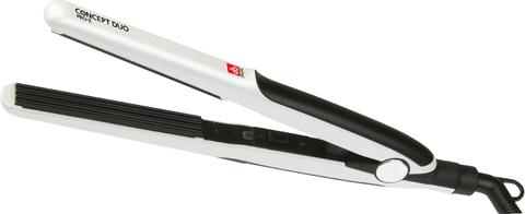Щипцы-гофре Dewal Concept Duo Pro-Z, 15x100 мм, 25 Вт