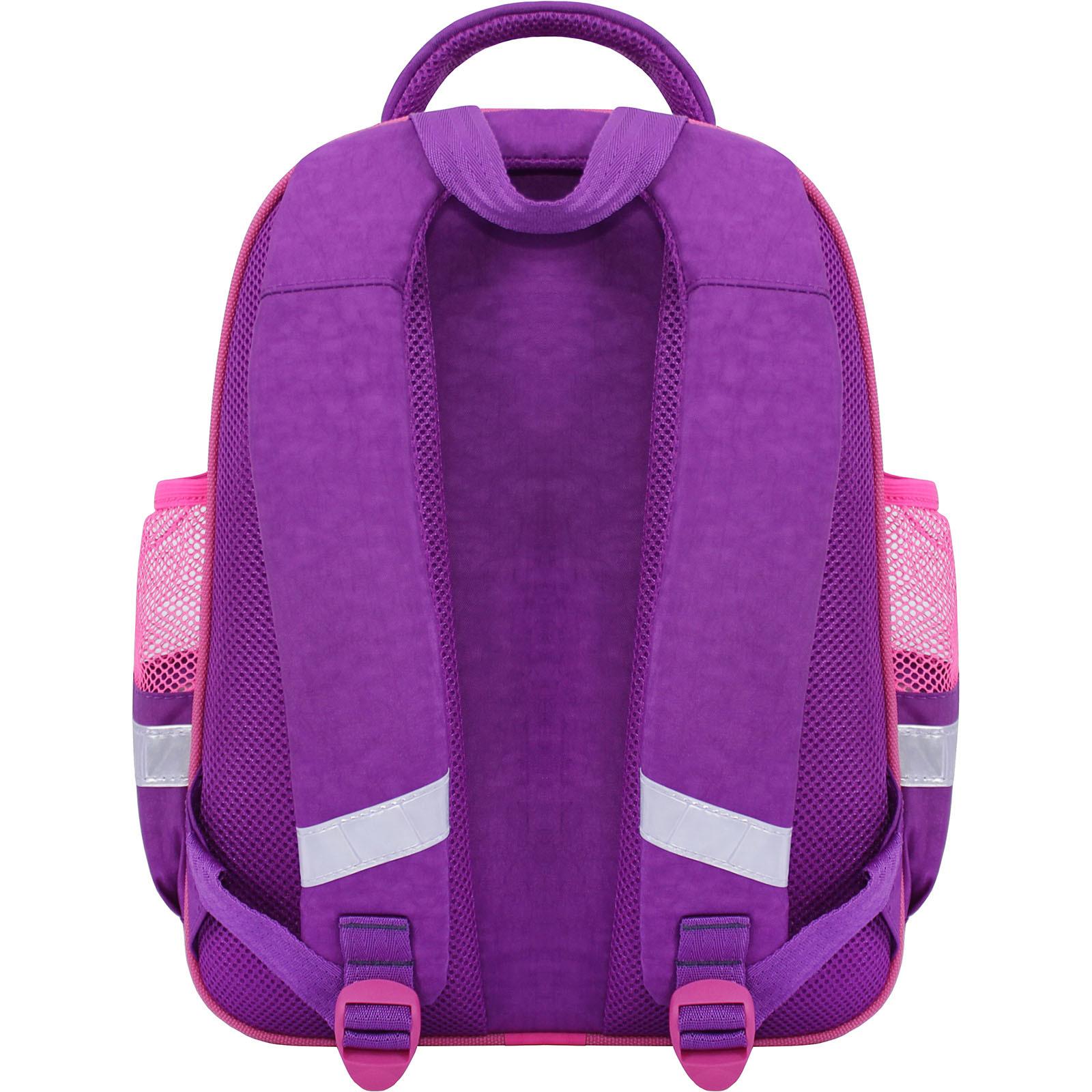 Рюкзак школьный Bagland Mouse 339 фиолетовый 503 (0051370) фото 3