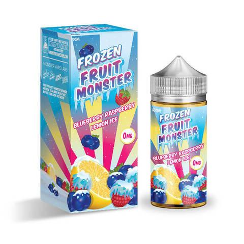 Жидкость Fruit Monster Frozen 100 мл Blueberry Raspberry Lemon Ice