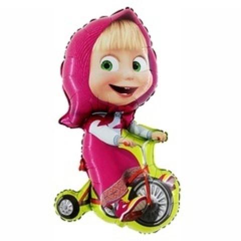 Г ФИГУРА Маша на велосипеде (39