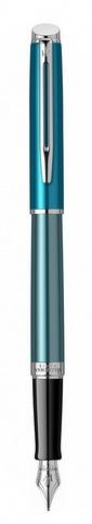 Ручка перьевая Waterman Hemisphere French riviera COTE AZUR в подарочной коробке123