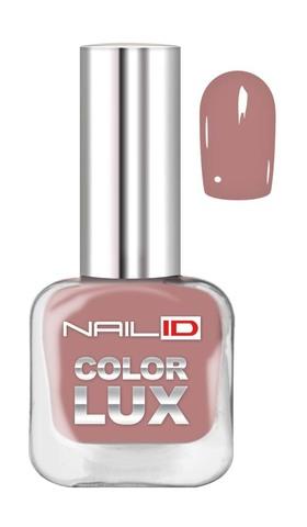 NAIL ID NID-01 Лак для ногтей Color LUX  тон 0113  10мл