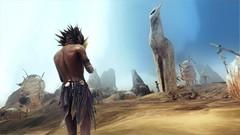 Комплект 3 игры: Outland / From Dust / Beyond Good & Evil HD (Xbox 360, английская версия)