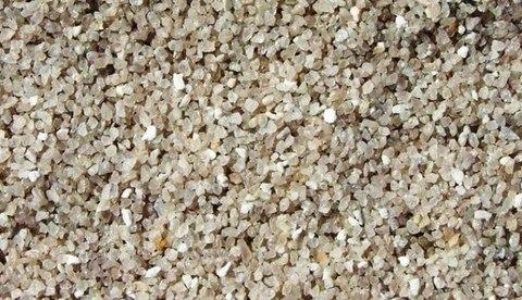 Кварцевый песок 0,4-1,2мм (25кг)