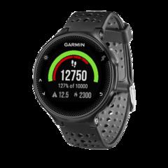 Беговые часы Garmin Forerunner 235 черно-серые