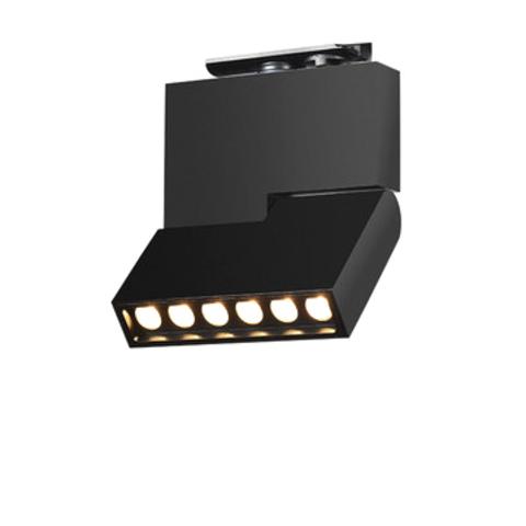 Трековый светильник 09 by DesignLed ( черный )