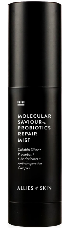 Allies of Skin Molecular Saviour Probiotics Repair Mist спрей с пробиотиками 60мл