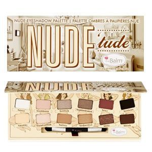 Палетка теней The Balm Nude Tude
