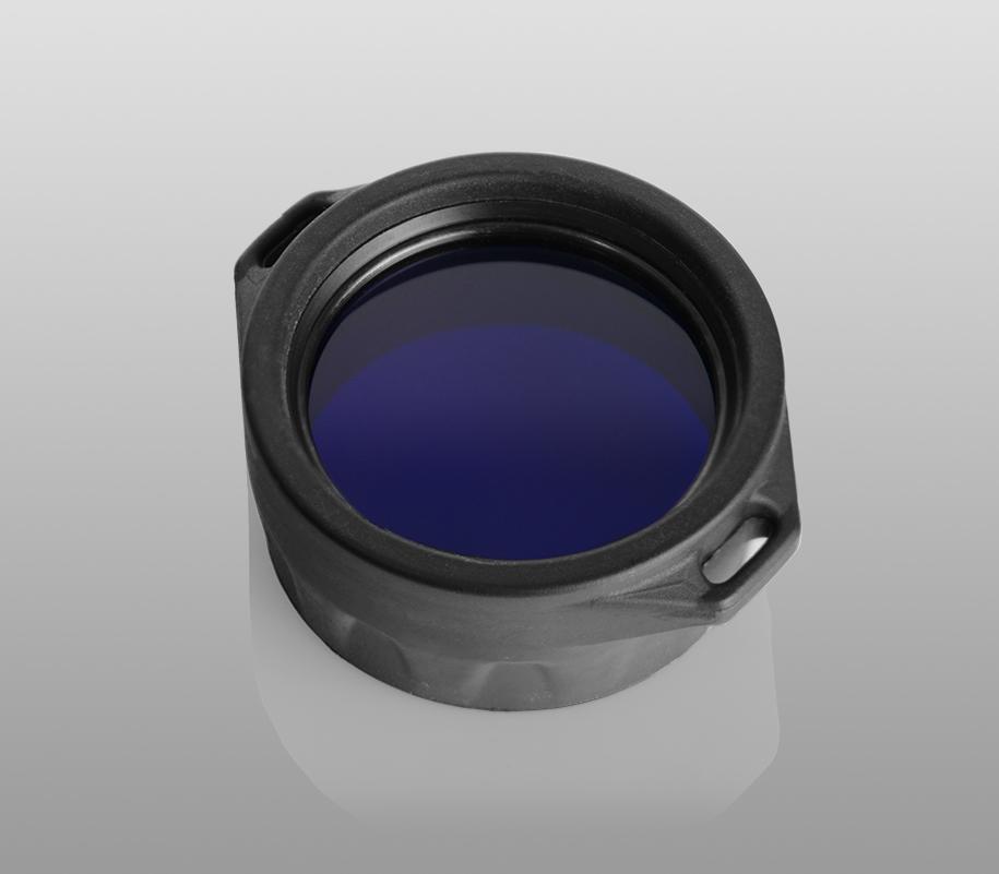 Синий фильтр Armytek для фонарей Predator/Viking - фото 2