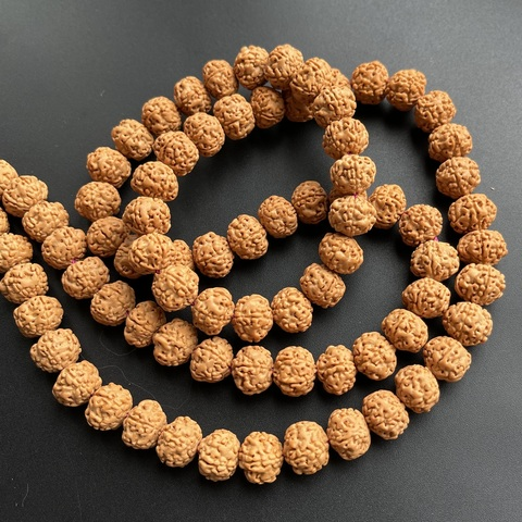 Бусины орех Рудракша 12 мм