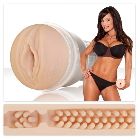 Мастурбатор Fleshlight Girls - Lisa Ann Barracuda, 25 см
