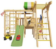 Детская игровая кровать-чердак Валли