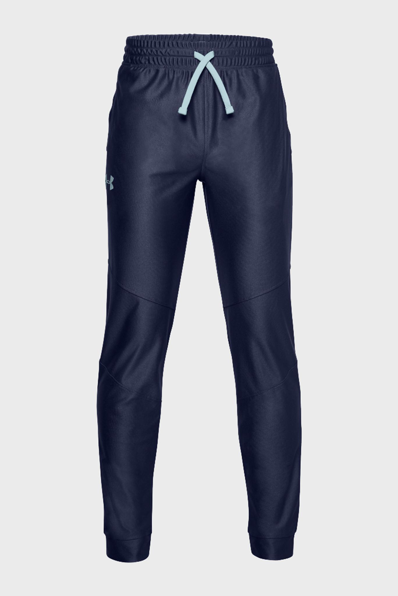 Детские синие спортивные брюки Prototype Under Armour