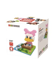 Конструктор Wisehawk & LNO Дейзи Дак большая 314 деталей NO. 2367 big Daisy Duck mini blocks