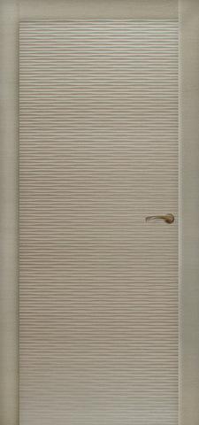 Дверь Палермо Бриз (серый дуб, глухая шпонированная), фабрика Ростра
