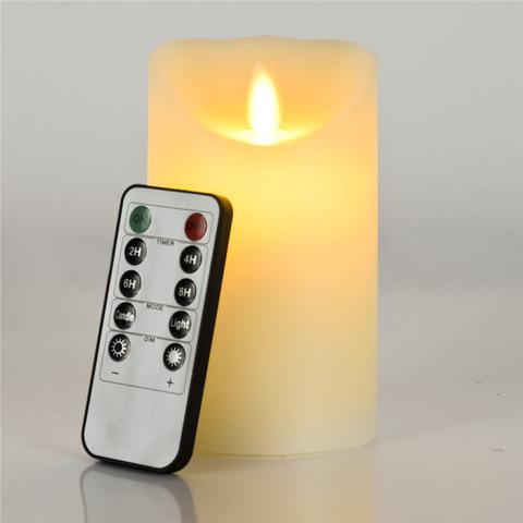 LED свеча декоративная подсветка