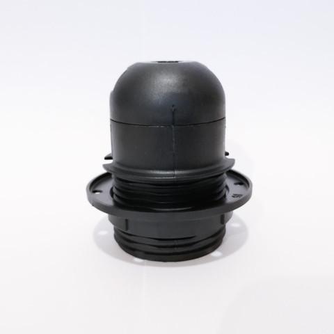 Патрон с кольцом VS-30 (Черный) Е27