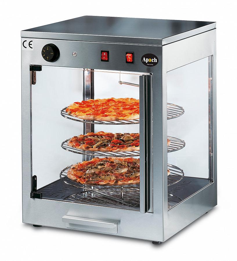 фото 1 Витрина тепловая для пиццы Apach AVT42 на profcook.ru