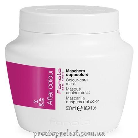 Fanola Colour-Care Mask - Маска для фарбованого волосся