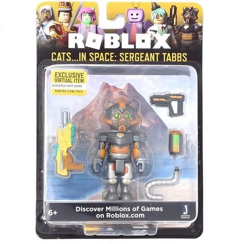 Роблокс Коты в Космосе: Сержант Таббс