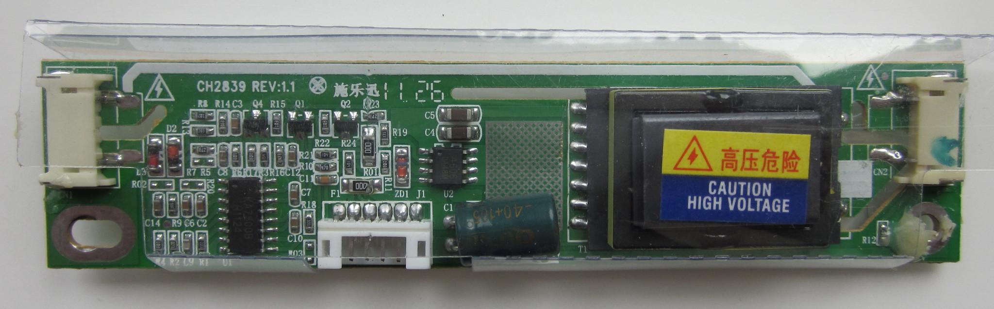 CH2839 REV:1.1